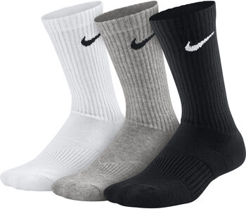 Nike Cotton Cushioned Crew 3-pack sokken - kids Jongens Multicolor