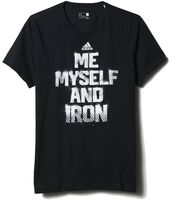 Me Myself and Iron shirt
