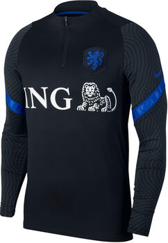 Nike Nederland 2020 Dri-FIT Strike shirt Heren Zwart