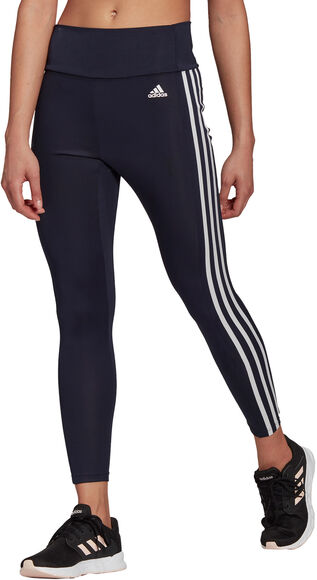 Designed To Move High-Rise 3-Stripes 7/8 Sportlegging