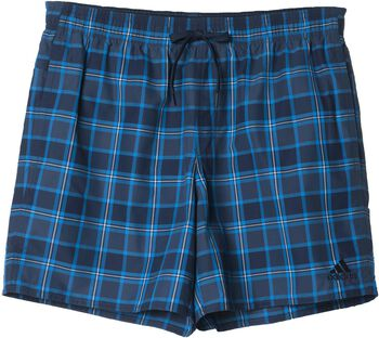 adidas Check short Heren Blauw