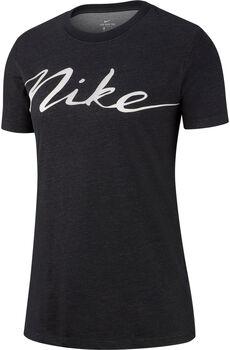 Nike Dry shirt Dames Zwart