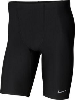 Nike Fast capri legging Heren Zwart