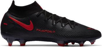 Nike Phantom GT Elite Dynamic Fit FG voetbalschoenen Zwart