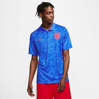 Nike England 2020 Stadion uitshirt Heren Blauw