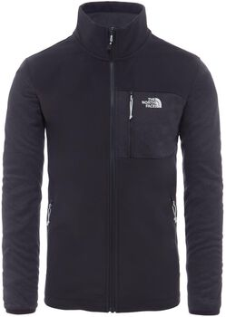 The North Face Arashi Hybrid fleece Heren Zwart