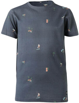 Brunotti Lucas kids t-shirt Jongens Grijs
