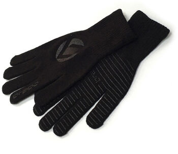 Brabo Winter Plain handschoenen Heren Zwart