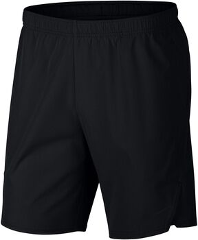 Nike Court Flex Ace short Heren Zwart