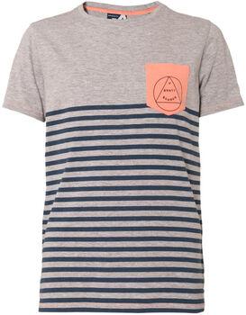 Brunotti Newry jr shirt Jongens Geel