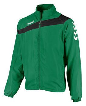 Hummel Elite Micro Jacket Heren Groen