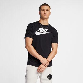 Nike Sportswear Icon Futura shirt Heren Zwart