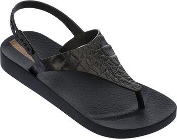 Ipanema Caiman sandalen Dames Zwart