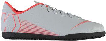 Nike Mercurial VaporX 12 Club jr zaalvoetbalschoenen Jongens Zwart