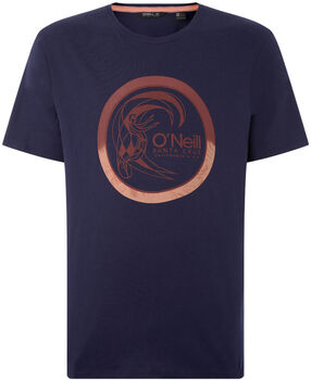 O'Neill Circle Surfer t-shirt Heren Blauw