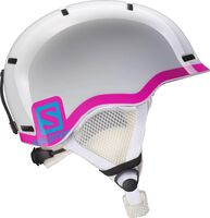 Salomon Grom jr helm Jongens Wit