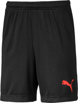 Puma FTBLPlay jr short Jongens Zwart