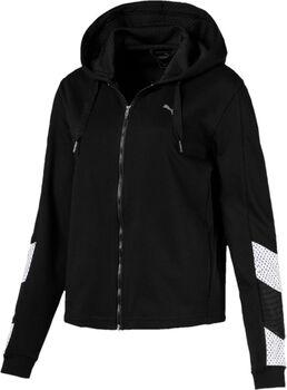 Puma A.C.E. sweatjacket Dames Zwart
