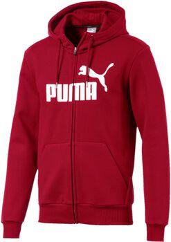 Puma Essential No. 1 FZ vest Heren Rood