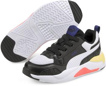 Puma X-Ray 2 Square kids sneakers  Jongens Zwart
