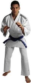 adidas J350 Club judopak Heren Wit