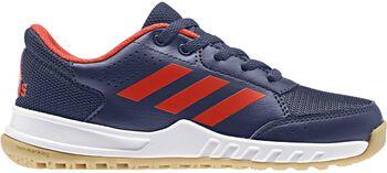adidas Interplay jr indoorschoenen Blauw
