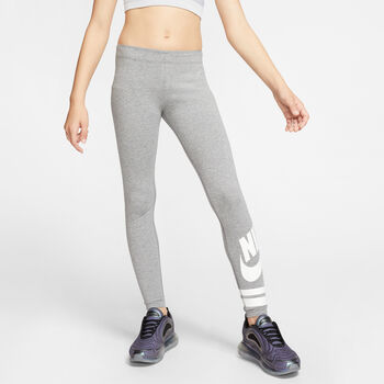Nike Sportswear Favorite GX3 tight Meisjes Grijs