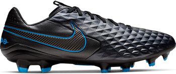 Nike Tiempo Legend 8 Pro FG voetbalschoenen Heren Zwart