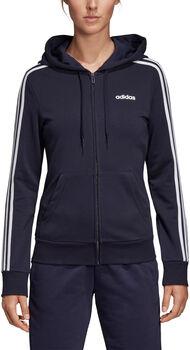 ADIDAS Essentials 3-Stripes hoodie Heren Blauw