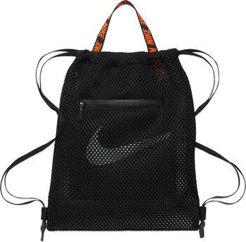 Nike Advance gymtas Zwart