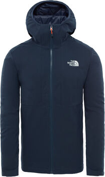 The North Face Arashi II Insulated softshell Heren Blauw