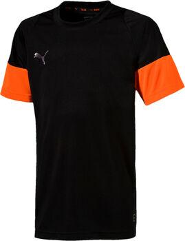 Puma FTBLNXT jr shirt Jongens Zwart