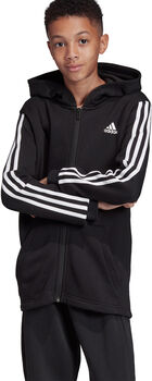 ADIDAS Must Haves 3-Stripes jack Jongens Zwart