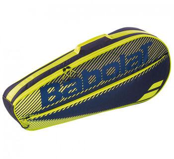 Babolat Club X3 Essential tennistas Zwart