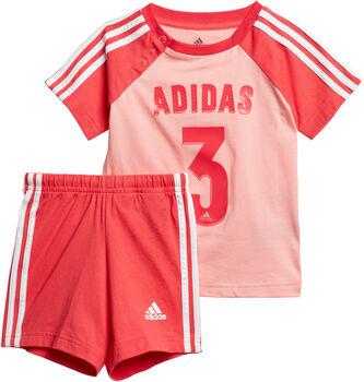 adidas Sport Zomersetje Meisjes Rood