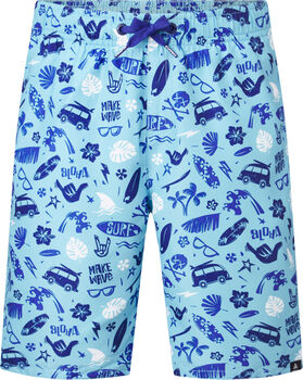 FIREFLY Nadim kids zwemshort Jongens Blauw