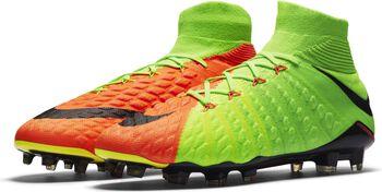 Nike Hypervenom Phantom III Dynamic Fit FG voetbalschoenen Groen
