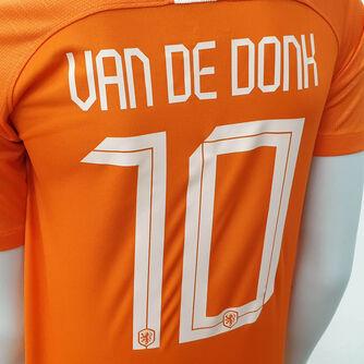 Nederland Stadium Dri-FIT Breathe jr thuisshirt