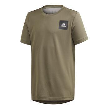 ADIDAS Aero shirt Jongens Groen