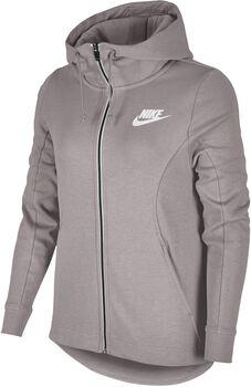 Nike Sportswear Advance 15 hoodie Dames Rood