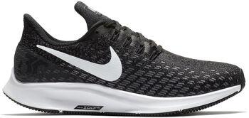 Nike Zoom Pegasus 35 hardloopschoenen Zwart