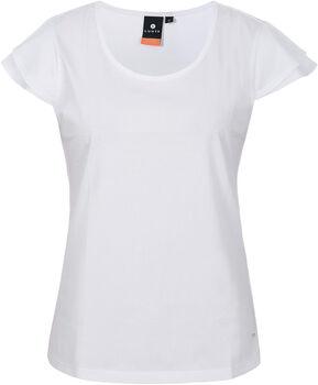 Luhta Haapakoski t-shirt Dames Wit
