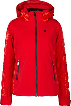 8848 Aliza ski-jas Dames Rood