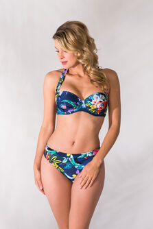 Bright Flower Wire bikini