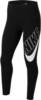 Nike Sportswear kids legging  Meisjes Zwart
