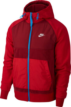 Nike Sportswear Winter hoodie Heren Rood