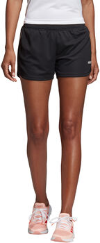 ADIDAS Design 2 Move 3-Stripes short Dames Zwart