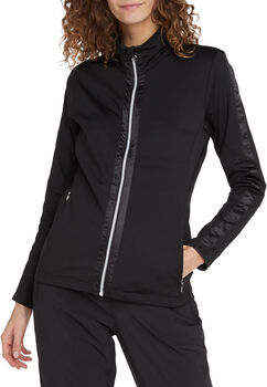 McKINLEY Bruna II fleece Dames Zwart