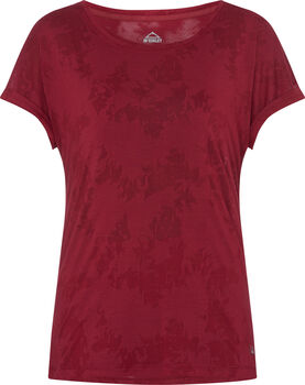 McKINLEY Marys III shirt Dames Rood