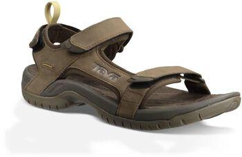 Teva Tanza Leather sandalen Heren Bruin